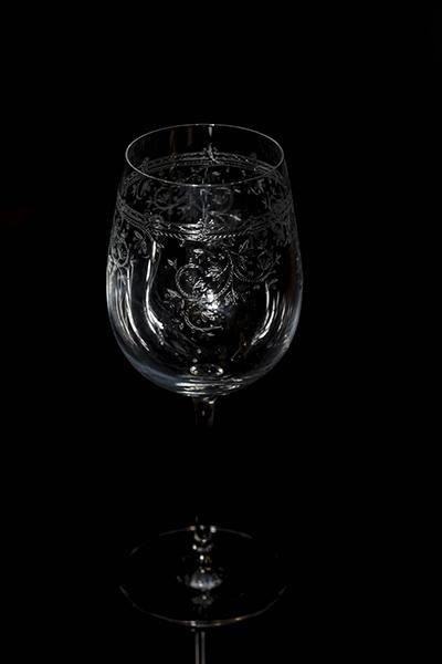 Calice vino rosso Molato