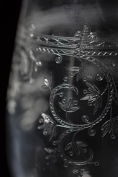 Bicchiere Molato dettaglio