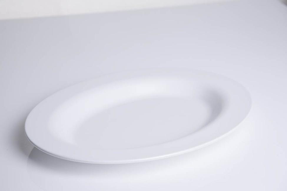 Pirofila ovale in Melamina