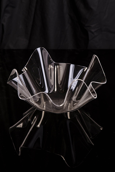 Spumantiera in Plexiglass
