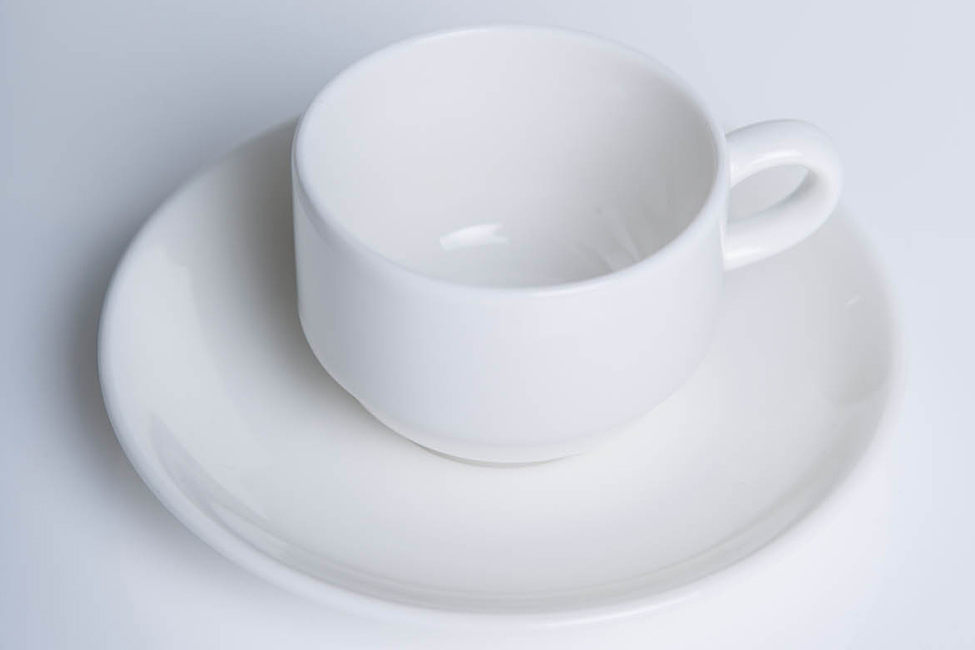 Tazza da caffè Bonne China