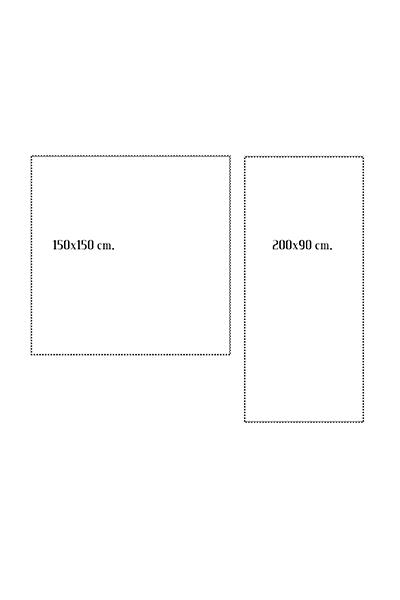 Tavoli rettangolari e quadrati
