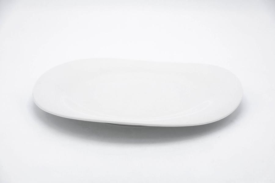 Piatto dessert Linea Onda